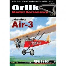 Orlik 142 - Jakowlew Air-3