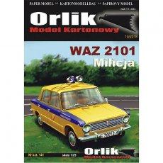 Orlik 141 - Waz-2101 Milicja