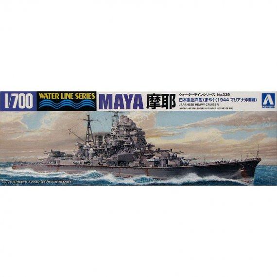 AOSHIMA 339 - Krążownik MAYA