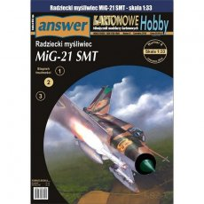 Answer 1/15 - MiG-21 SMT