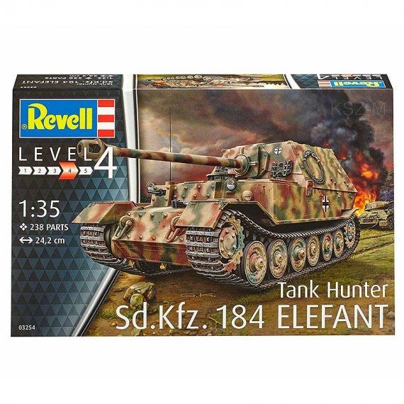 REVELL 03254 - Sd.Kfz.184 ELEFANT