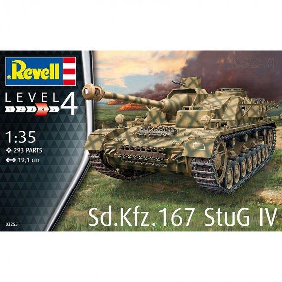 REVELL 03255 - Sd.Kfz. 167 StuG IV