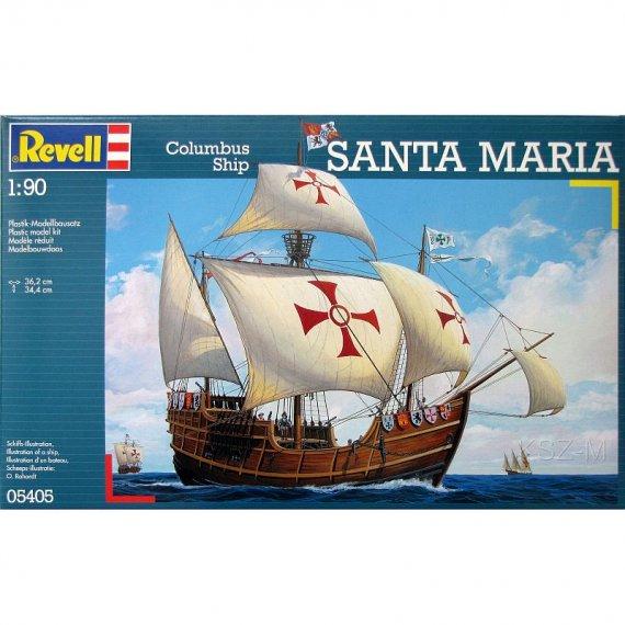 REVELL 05405 - Columbus Ship Santa Maria