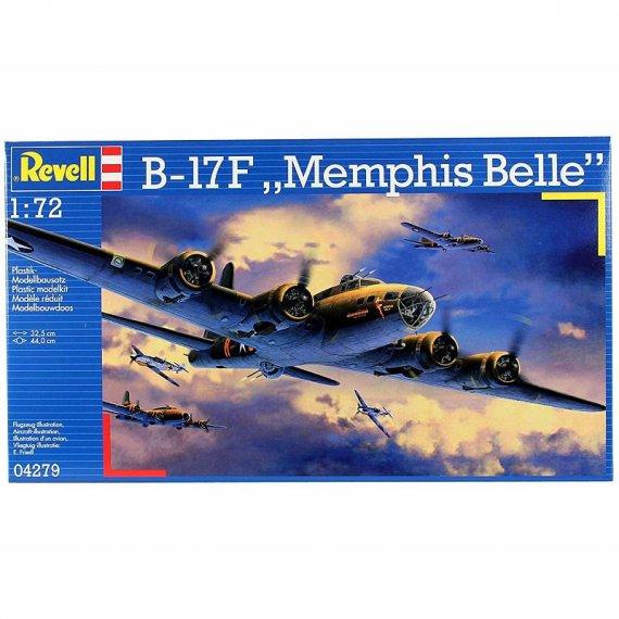 REVELL 04279 - B-17 F Memphis Belle
