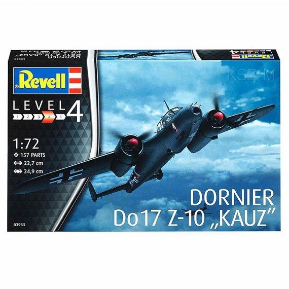REVELL 03933 - Dornier Do-17 Z-10 Kauz