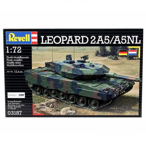 REVELL 03187 - Leopard 2A5 / A5NL