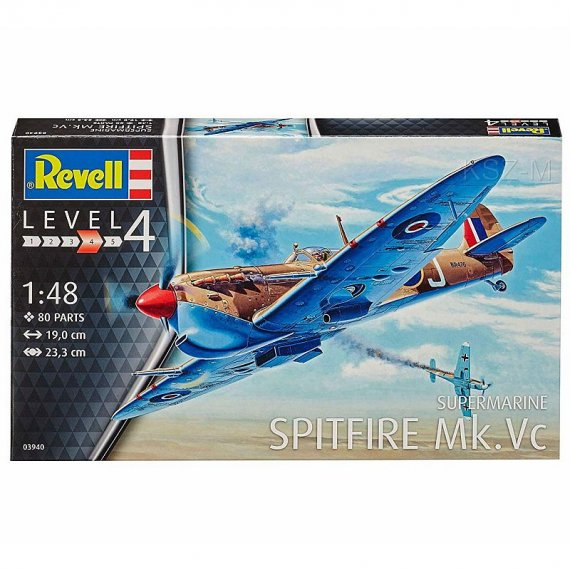 REVELL 03940 - Spitfire Mk.Vc