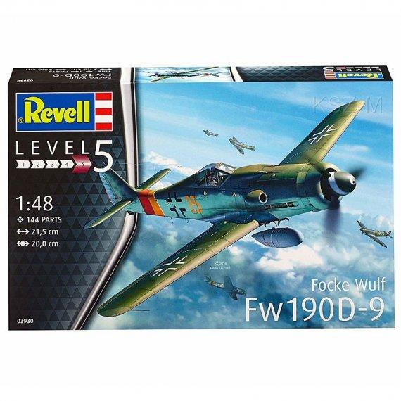 REVELL 03930 - Focke Wulf Fw 190 D-9