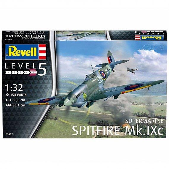REVELL 03927 - Supermarine Spitfire Mk.IXc