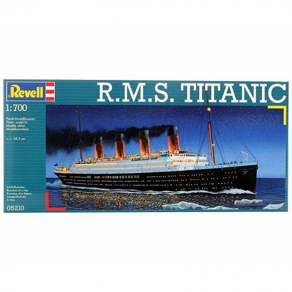 REVELL 05210 - R.M.S. Titanic