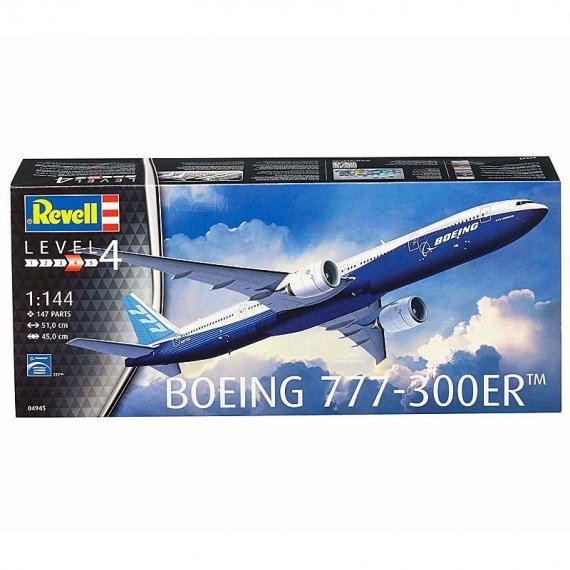REVELL 04945 - Boeing 777-300ER