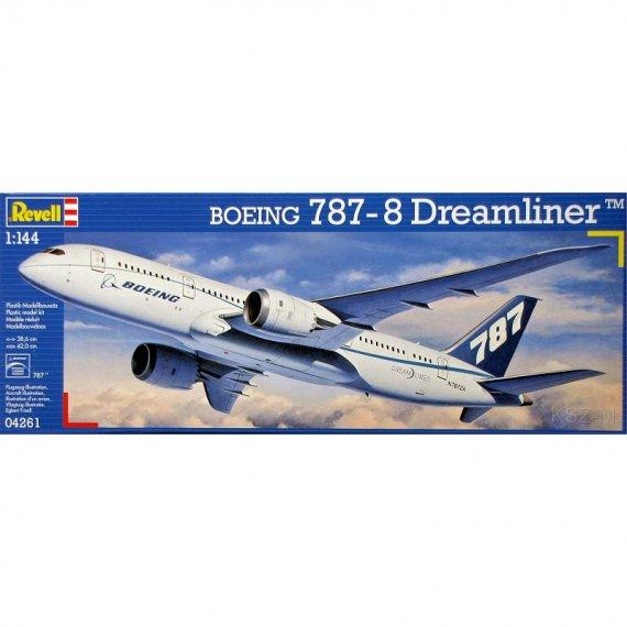 REVELL 04261- Boeing 787-8 Dreamliner