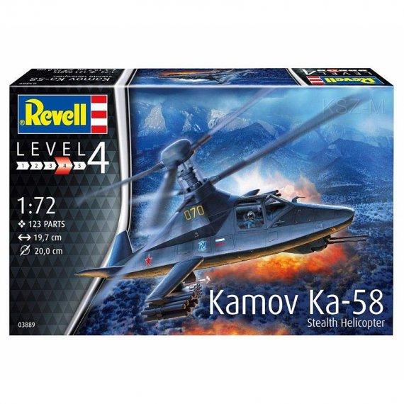 REVELL 03889 - Kamov Ka-58 Stealth