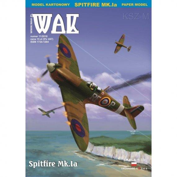 WAK 11/18 - Spitfire Mk.Ia