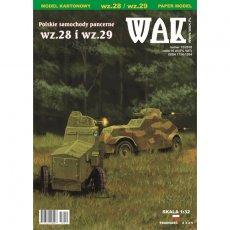 WAK 12/18 - Samochody pancerne wz.28 i wz.29