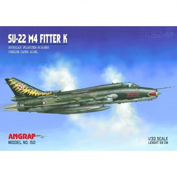 Angraf 150 - Su-22 M4 Fitter K