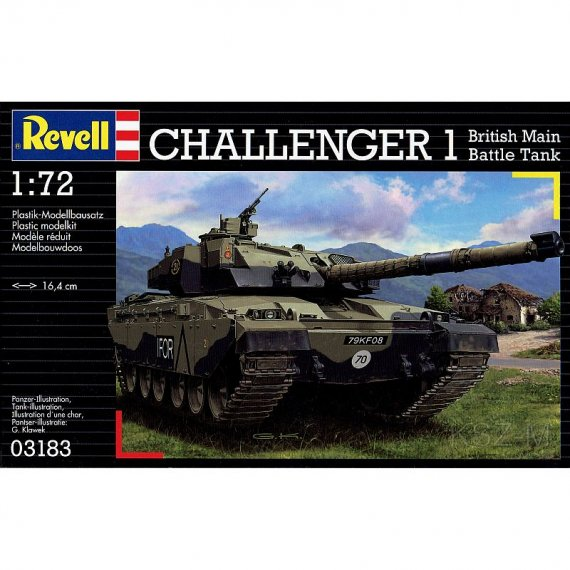 REVELL 03183 - Challenger I