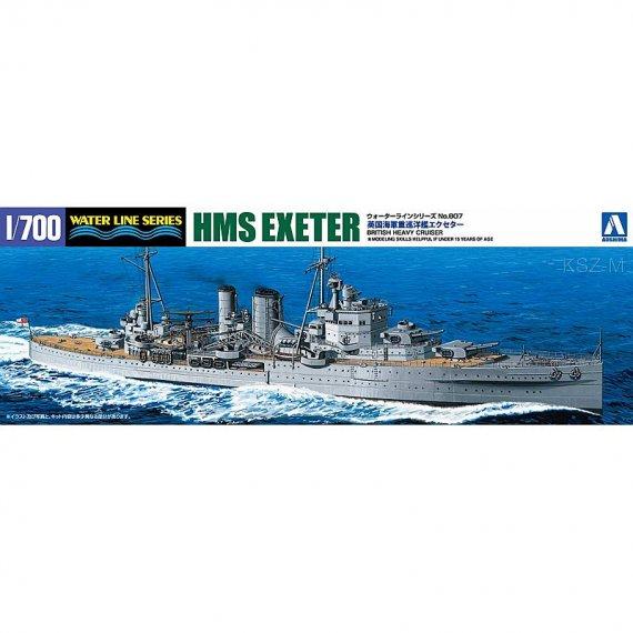 AOSHIMA 807 - HMS Exeter