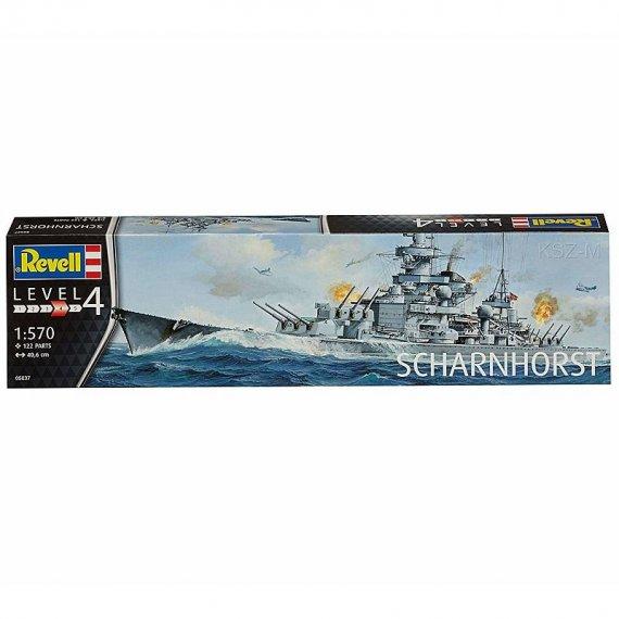 REVELL 05037 - Scharnhorst