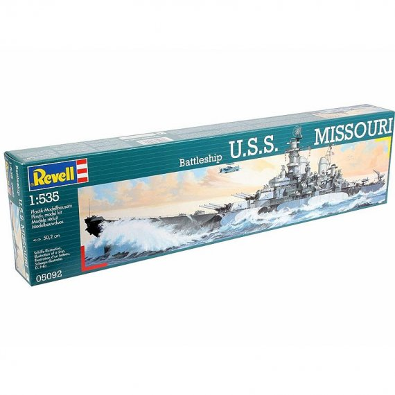 REVELL 05092 - USS Missouri