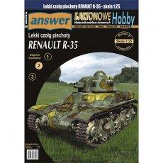 Answer 9/19 Czołg Renault R-35