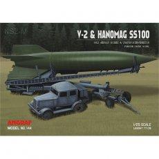 Angraf 144 - V-2 & Hanomag SS100