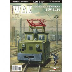 LEW Bo24 lokomotywa elektryczna - WAK 2/19