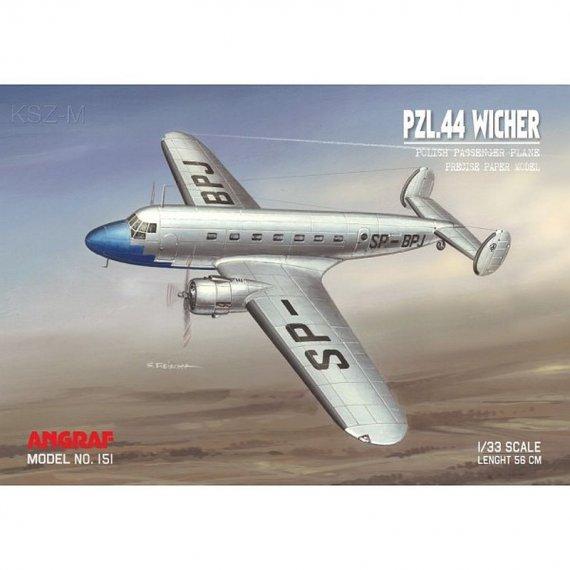 Angraf 151 - PZL.44 Wicher