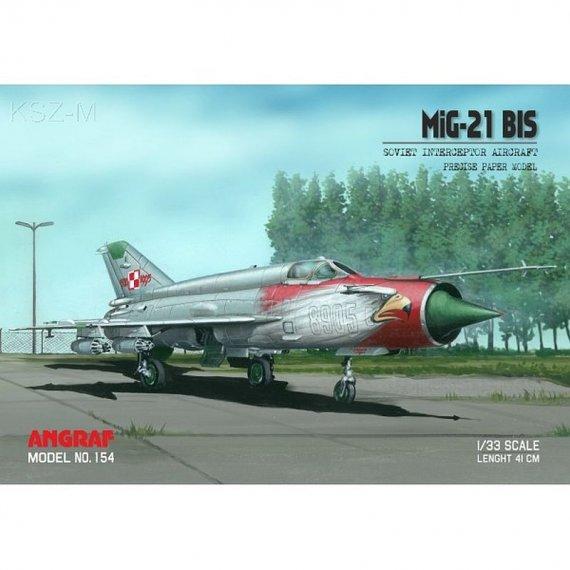 """Angraf 154 - MiG-21 bis """"8905"""""""