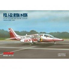Angraf 157 - PZL I-22 Iryda SP-PWD