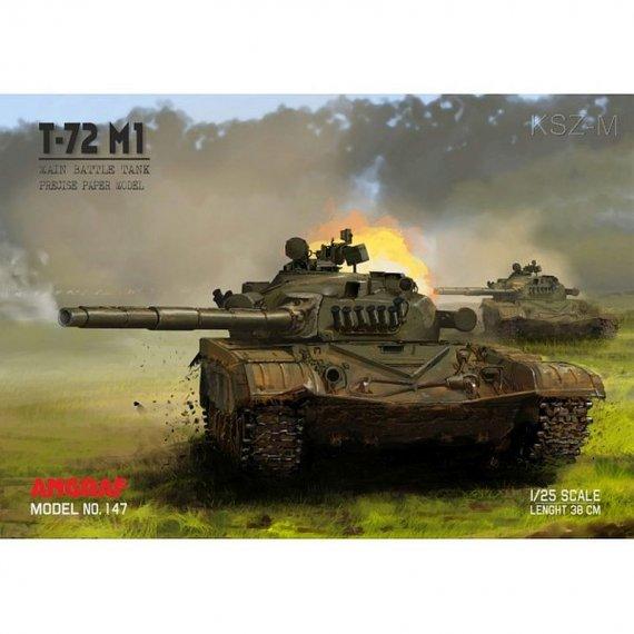 Angraf 147 - Czołg T-72 M1