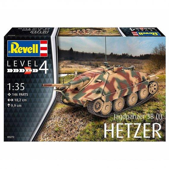 REVELL 03272 - Jagdpanzer 38 (t) HETZER