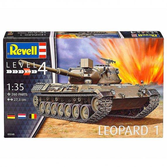 REVELL 03240 - Czołg Leopard 1