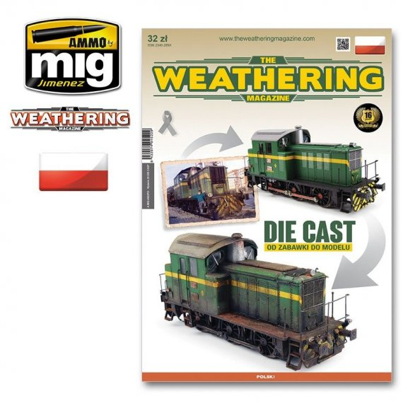 The Weathering Magazine 23 Od zabawki do modelu