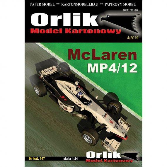 Orlik 147 - McLaren MP 4/12