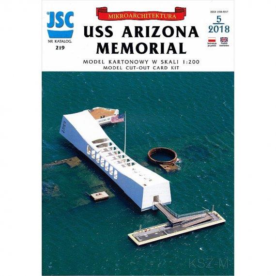 JSC-219 - USS Arizona Memorial