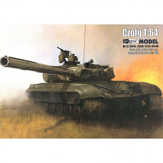 Angraf 3/15 - Czołg T-64