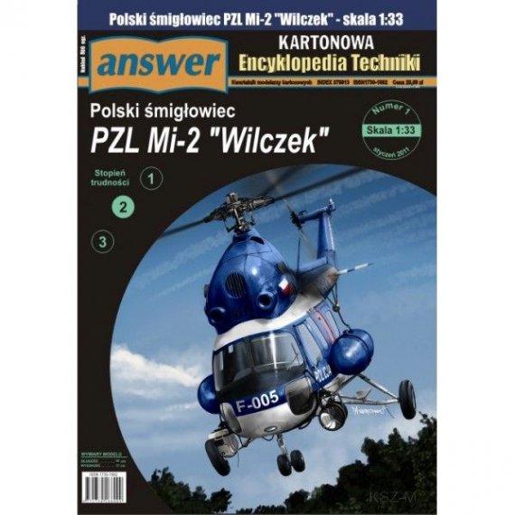Answer 1/11 - Śmigłowiec PZL Mil Mi-2 Wilczek