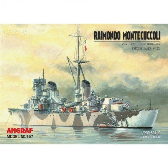 Angraf 157 - Krążownik Raimondo Montecuccoli
