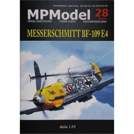MPModel 28 - Messerschmitt Bf-109 E4