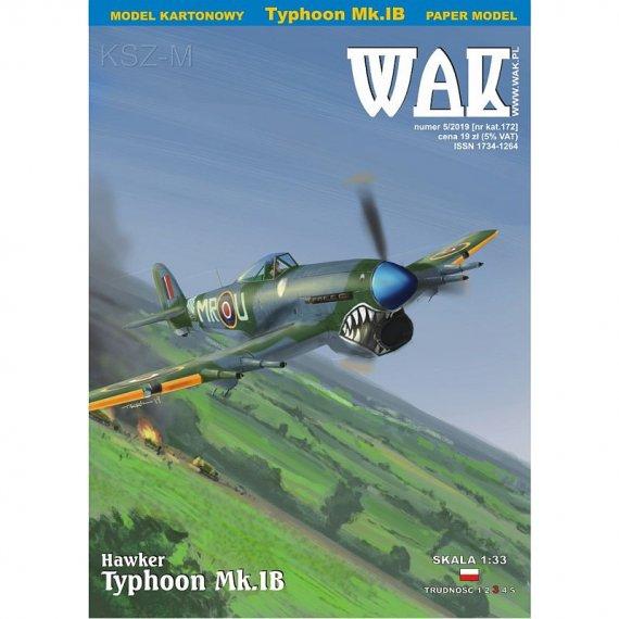 WAK 5/19 - Hawker Typhoon Mk.IB