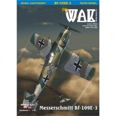 WAK 3/15 - Samolot Messerschmitt Bf-109E-3
