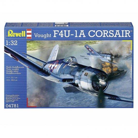 REVELL 04781 - Vought F4U-1A Corsair