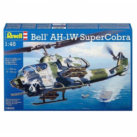 REVELL 04943 - Bell AH-1W Super Cobra