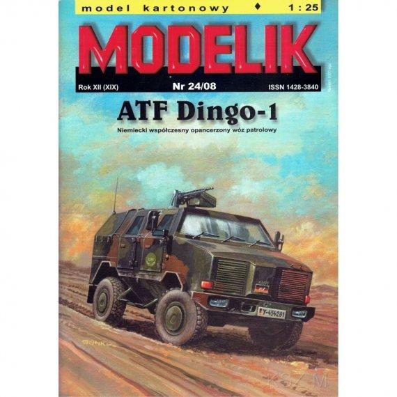 Modelik 24/08 - ATF Dingo-1