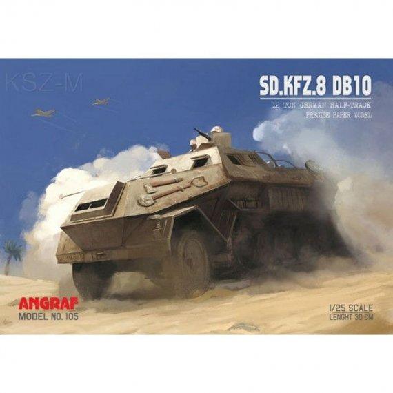 Angraf 105 - Sd.Kfz. 8 / DB10