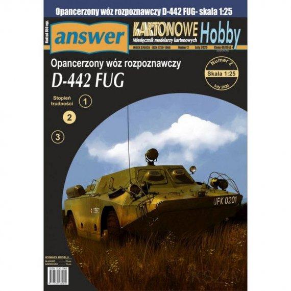 Answer 2/20 - D-442 FUG