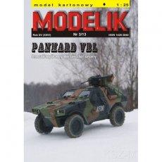 Modelik 3/13 - PANHARD VBL