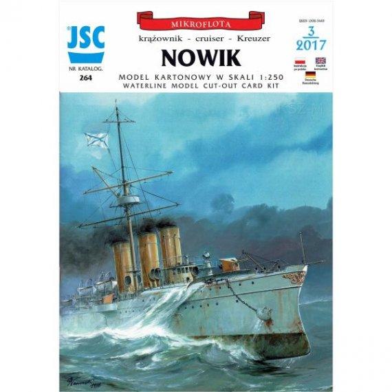 JSC-264 - NOWIK rosyjski mały krążownik