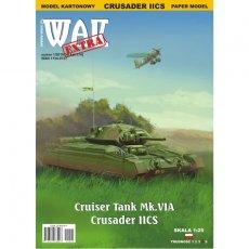 WAK 1/19 - Cruiser Tank Mk VIA Crusader II CS